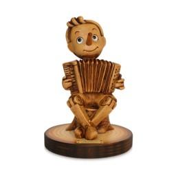 Pinocchio Fisarmonica