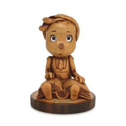 Pinocchio Poesia