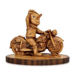 Pinocchio Motociclista con...