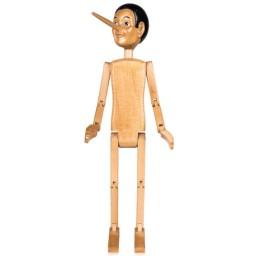 Pinocchio in Tiglio 97cm
