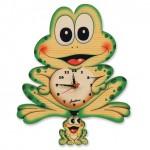 Medium Frog Clock...