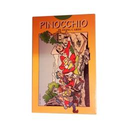 Carte da Gioco Pinocchio