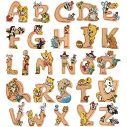 Little Animals Letters