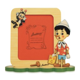Portafoto Pinocchio