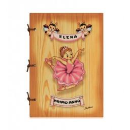 Album Portafoto Ballerina