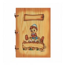 Album Portafoto Pinocchio