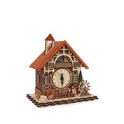 Tyrolean House Clock