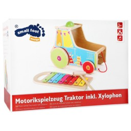 Xylophone Tractor