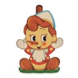 Portarotolo Pinocchio