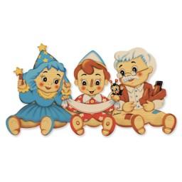 Appendiabiti Pinocchio...
