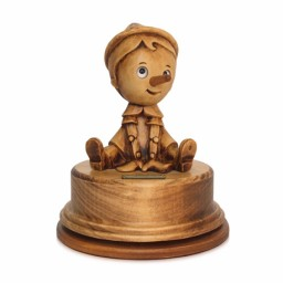 Carillon Girevole Pinocchio