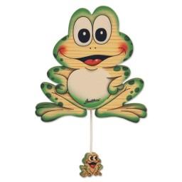 Small Wall Frog Music Box