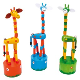 Giraffe a Pressione Alfis