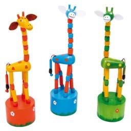 Pressure Giraffe Alfis