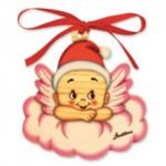 Pink Cloud Angel