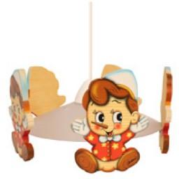 Lampadario Pinocchio
