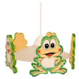 Frog Chandelier