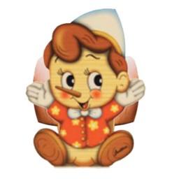 Portatovaglioli Pinocchio