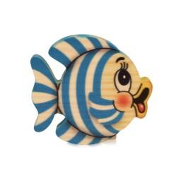 Temperamatite Pesce a Righe