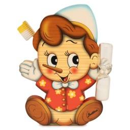 Portaspazzolino Pinocchio
