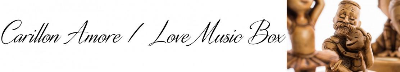 Piccoli Sogni - Carillon Girevoli a tema Amore