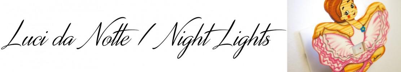 Piccoli Sogni - Luci da Notte: per le camerette dei bambini